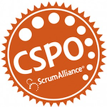 Scrum product owner logo